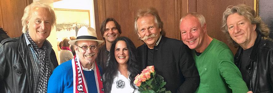 Sängerin mit Höhner auf Hochzeit - Düsseldorf - NRW - Hochzeitssängerin